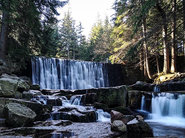 Dziki Wodospad w Karpaczu - atrakcja, którą warto zobaczyć