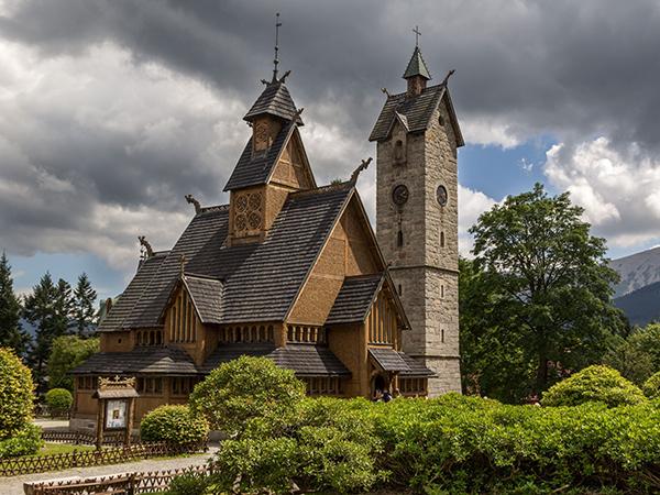 Kościół Wang – atrakcja Karpacza, którą warto zobaczyć